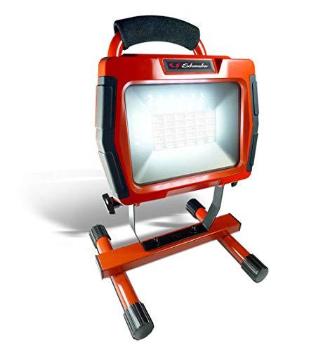 Schumacher SL27R Red 800 Lumen 30 SMD Cordless LED Work Light