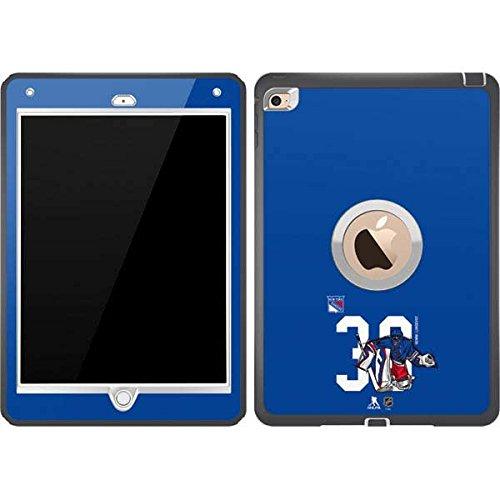 New York Rangers OtterBox Defender iPad Air 2 Skin - Henrik Lundqvist #30 Action Sketch   NHL & Skinit Skin -