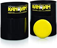 Kan Jam Original Disc Throwing Game - Great for Outdoors, Beach, Backyard and Tailgate, Made in The USA, Multi