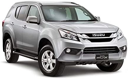 K1AutoParts Fuel Filler Gas Tank Cap Door Cover Trim For Isuzu MU-X MU X 2013 2014 2015 V.3