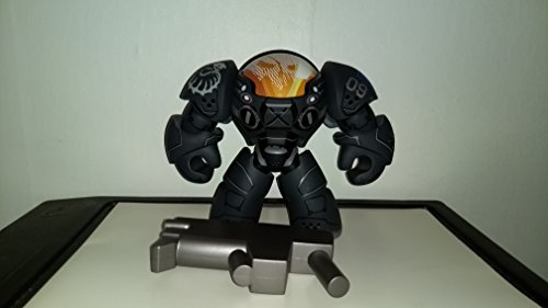 Jim Raynor Starcraft 2 II Noobz Action Figure Blizzcon - 2 Starcraft Figures Action