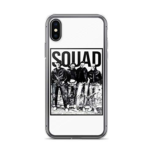 (iPhone X/XS Pure Case Cover Squad)