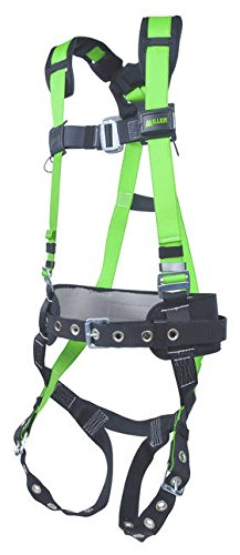 Miller by Honeywell 650CN-BP/UGN 070142 Construction Harness