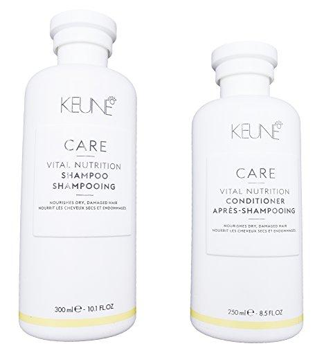 (Keune Care Line - Vital Nutrition Shampoo and Conditioner)