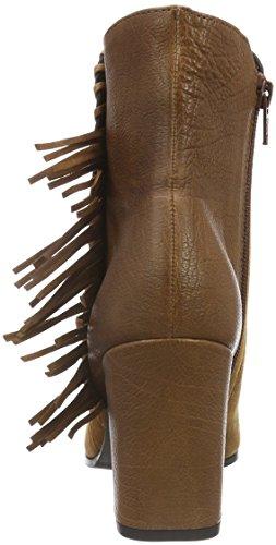 Kennel und Schmenger Schuhmanufaktur Karen, Zapatillas de Estar por Casa para Mujer Marrón - Braun (sella 384)
