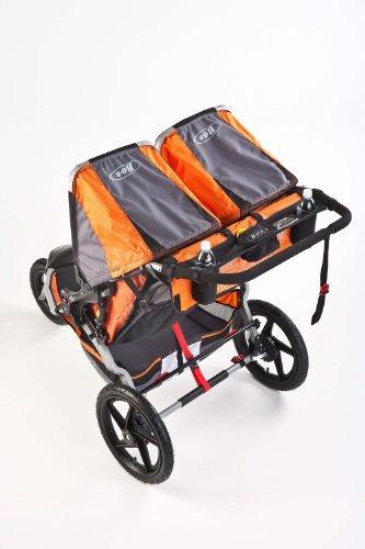 Buy cheap double jogging stroller