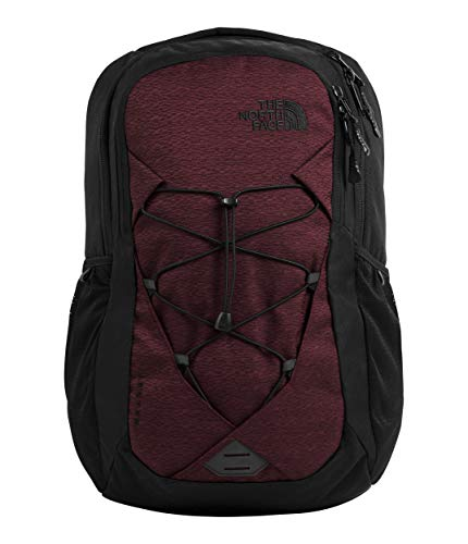 The North Face Women's Jester, Deep Garnet Red Light Splinter Heather/TNF Black, OS ()