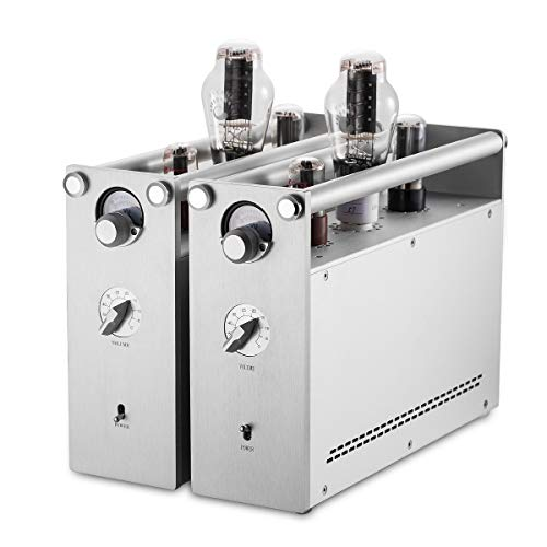 (Nobsound 300B Monoblock Vacuum Tube Integrated Amplifier; High-End Class A Hi-Fi Power Audio Amp; 1 Pair (PSVANE 300B))