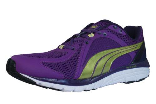 Puma Faas 600 S Women's Running Shoes - 8.5 - Purple