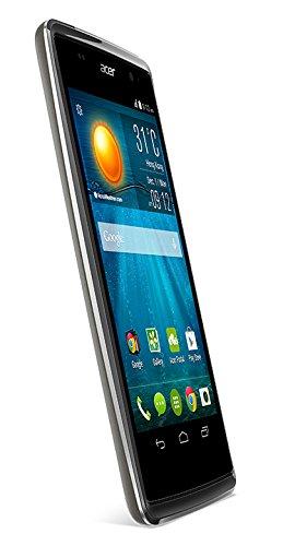 Acer Liquid Z500 4GB Gris - Smartphone (12,7 cm (5