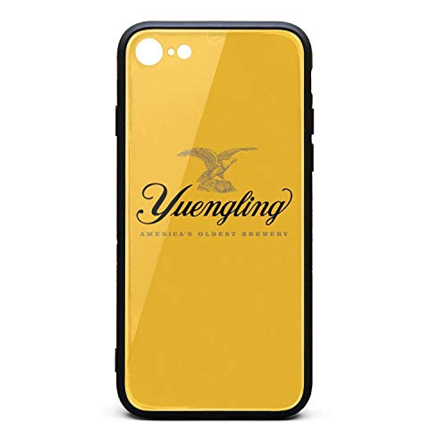 (ORYSJDGTS Yuengling-Beer-America's-Oldest-Brewery- Scratch Resistant iPhone 6 Accessories Lightweight Shock Absorbent 9H Tempered Glass Hard Back iPhone 6s Case)