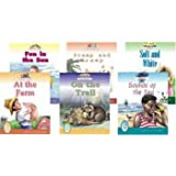 American Language Readers Set (Set of 6 Readers) (American Language Readers Series, All 6 Volumes)