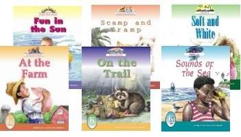 - American Language Readers Set (Set of 6 Readers) (American Language Readers Series, All 6 Volumes)