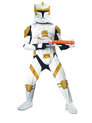 Rubie's Star Wars Animated Clone Trooper Commander Cody Adult Costume - X-Large