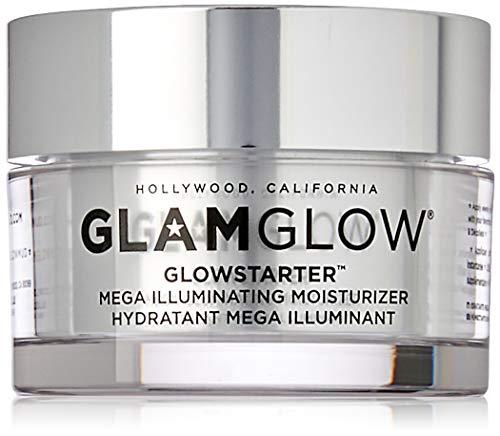 (Glamglow Glow Starter Mega Illuminating Moisturizer, Pearl Glow, 1.7 Ounce )
