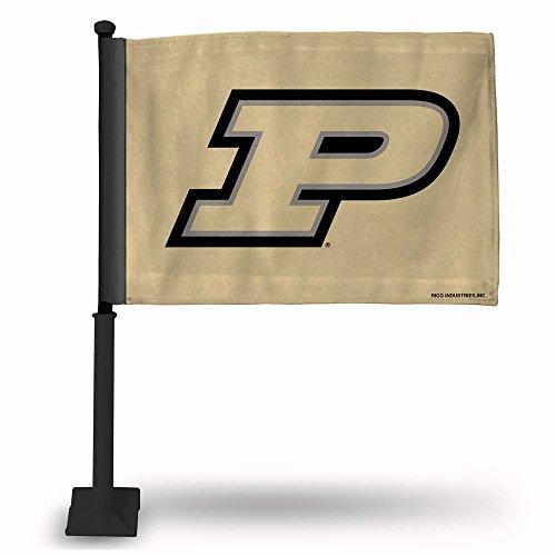 Purdue Car Flag - 4
