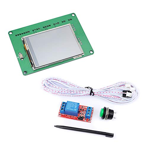 Zamtac 2.4 Inch Accessories Board Screen Full Color 3D Printer Display High Speed Extended Card by GIMAX (Image #4)