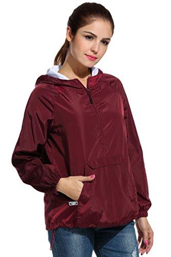 Zip Pullover Anorak - 8