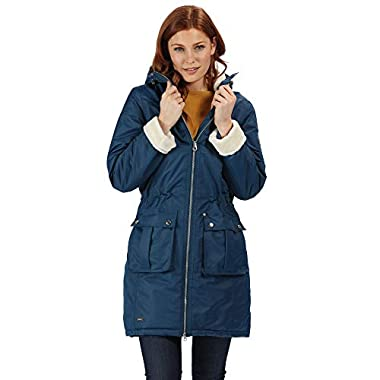 Regatta Women's Romina Waterproof and Breathable Insulated Hooded Jacket Jacket