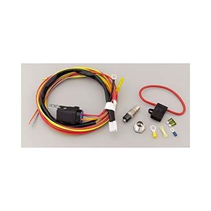 amazon com be cool 75032 electric fan wiring harness kit w sending amazon com be cool 75032 electric fan wiring harness kit w sending unit automotive