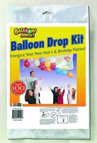 L DANIELS Balloons Away XL Drop Bag, 36