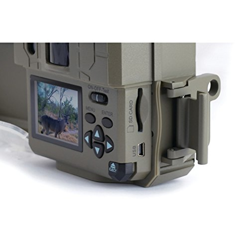Trail Camera Bundle 3 Items | Stealth Cam G45NG + AA Battery 24 PK + 32 GB SD Card | 14 MP Pictures | HD Video W/ Audio| NO Glow Night Vision Motion Activated Infrared 100 FT Range by Stealth Cam (Image #8)