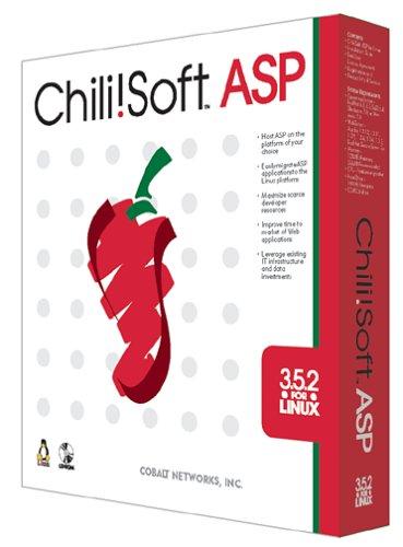 Cobalt CHILISOFT ASP 3.5.2 FOR LINUX ( CAP-LX-352P1 ) by Cobalt Networks Inc