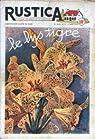 RUSTICA N° 12 du 19-03-1950 LE LYS TIGRE - ELEVAGE DE L'ANGORA - NE JAMAIS DONNER D'ENGRAIS AZOTES AUX PRAIRIE par Rustica