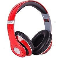 TM010 Red Bluetooth Headphones