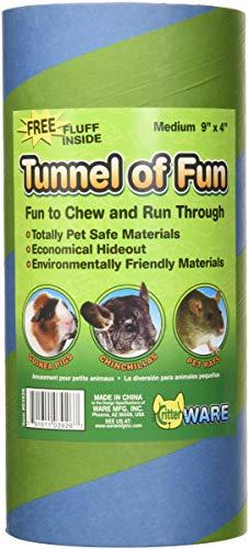 Ware Manufacturing Tunnels of Fun Small Pet Hideaway, Medium
