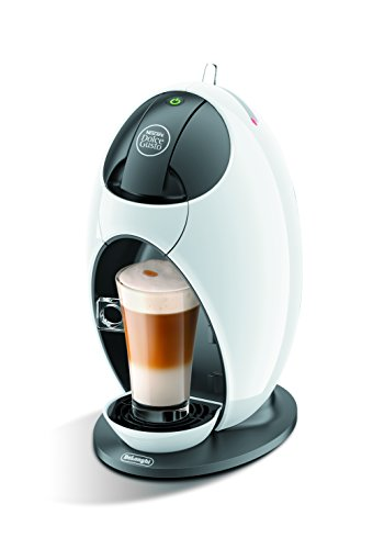DeLonghi EDG 250.W Nescafé Dolce Gusto Jovia Kaffeekapselmaschine (manuell) weiß