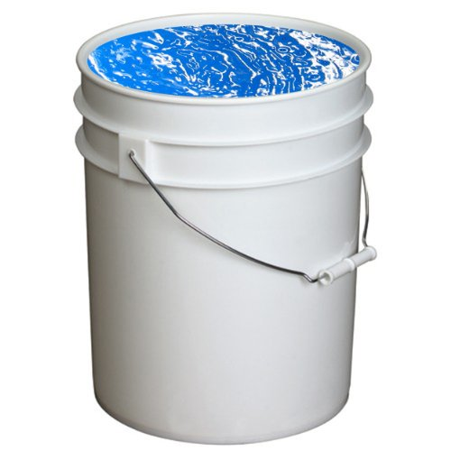 Handy Art UV Neon Event Paint in Bucket, 5-Gallon, Blue]()