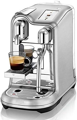 Sage Nespresso Creatista Pro - Cafetera (acero inoxidable): Amazon ...