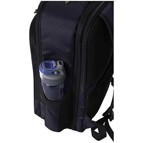 """41R7H vmYbL - Kenneth Cole Reaction Brooklyn Commuter 16"""" Backpack Pink Dot Charcoal One Size"""