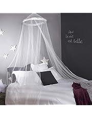 Dosel para cama - 60 X 250 cm - Color BLANCO