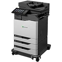 Lexmark 3P5304 CX825dte Fax / Copier / Printer / Scanner - Black/Gray