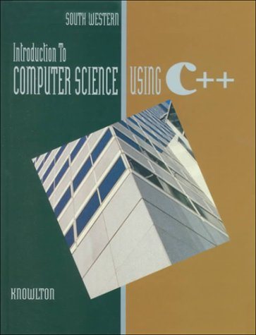 Introduction to Computer Science Using C++ by Brand: South-Western Pub