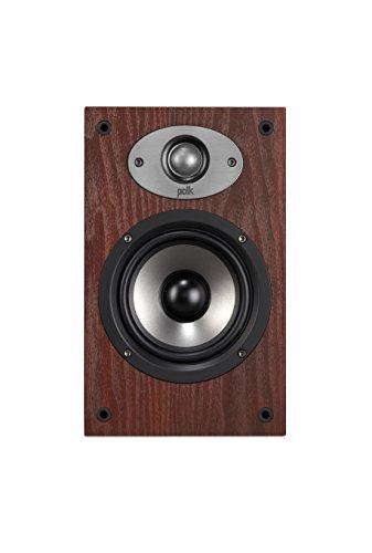 Polk Audio TSx 110B Regallautsprecher (2-Wege, 8 Ohm) kirsche
