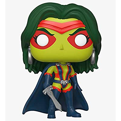 Funko POP! Marvel: Gamora #441 - 2020 SDCC Shared Exclusive: Toys & Games