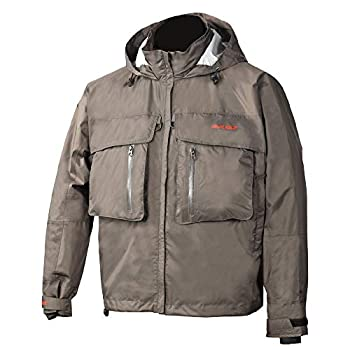 Image of Aquaz Kenai Wading Jacket, Lightweight Breathable Fishing Jacket