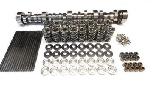 BTR Brian Tooley Twin Turbo Stage 3 Cam Includes Springs, Chromoly Pushrods and Gasket Kit 4.8 5.3 5.7 6.0 6.2 LS1 LS3 LSX (Camshaft, Spring Set and Gasket Kit)