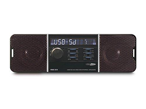 mit integrierten Lautsprecher 12//24/V Autoradio USB//SD//Aux FM Tuner