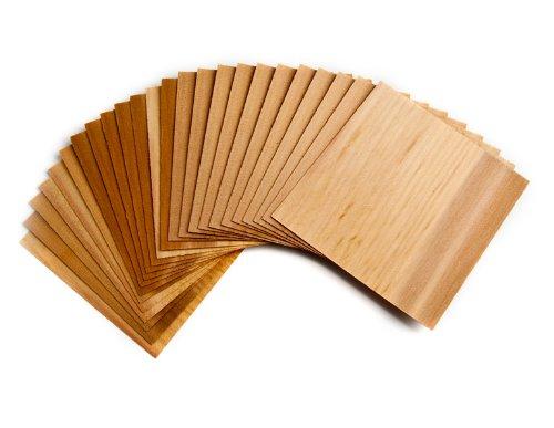 "VYTAL 50 Pack Cedar Wraps 4 x 7.75"" (Bulk Pack) Beef Wrap"
