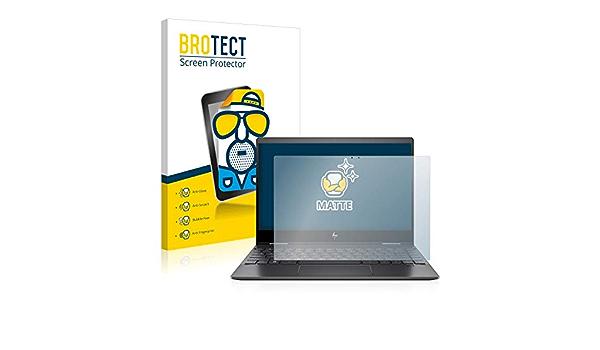BROTECT Protector Pantalla Compatible con HP Envy x360 13-ay0001ns Protector Transparente Anti-Huellas