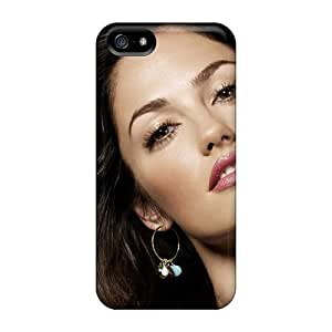 For Iphone 5/5s Tpu Phone Case Cover(minka Kelly)