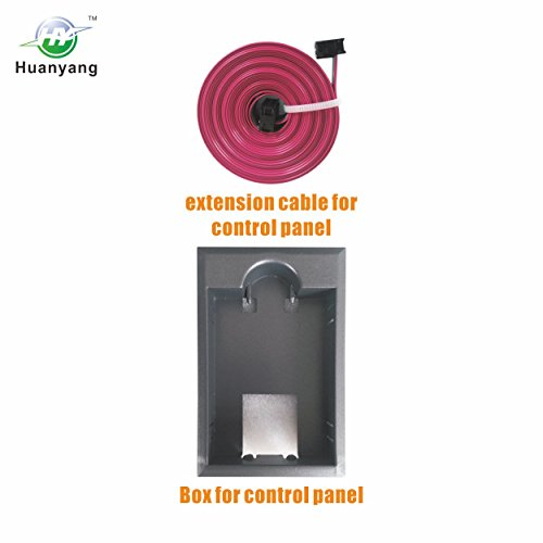 VFD 2metre extension cable & box for keypad control panel Huanyang inverter accessory