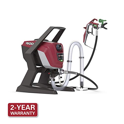 (Titan Tool 0580005 High Efficiency Airless Paint Sprayer Titan Controlmax 1500, Control Max)