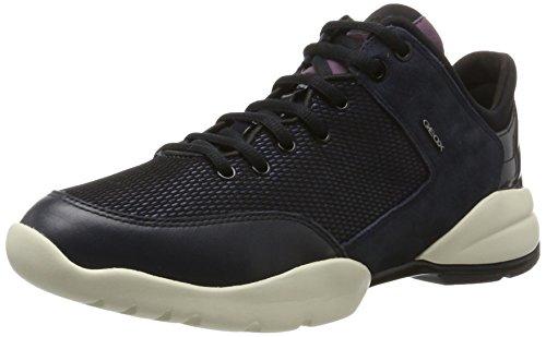 Sneaker Dk Geox Sfinge A Damen D Navy Blau Ifq1zSw