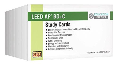 LEED AP®BD+C Exam Preparation Guide Study Cards