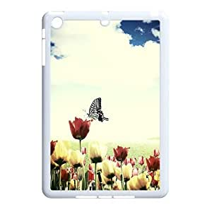 Butterfly Custom Case for Ipad Mini, Personalized Butterfly Case by lolosakes